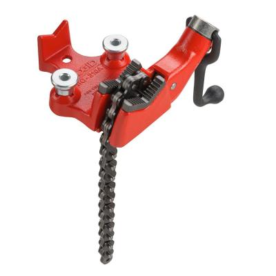 1/8 in. to 2-1/2 in. BC210A Top-Screw Bench Chain Vise