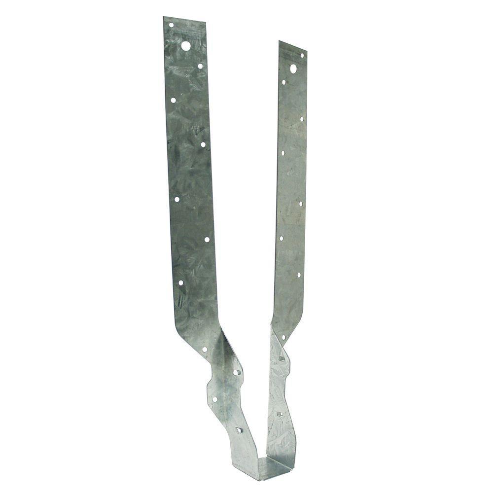 THA 17-3/16 in. Galvanized Adjustable Hanger for 2x Truss