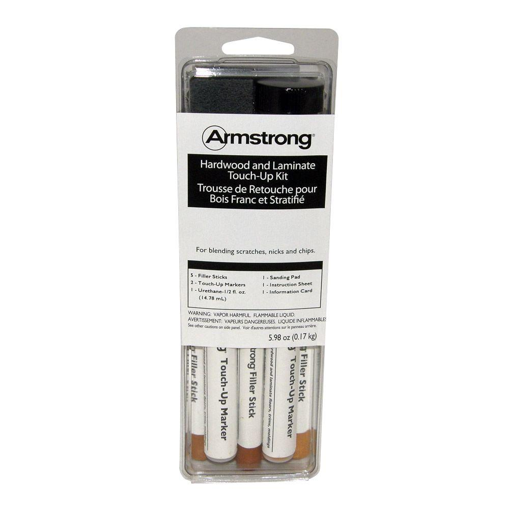 Orange Brown Wood Flooring Touch-Up Kit