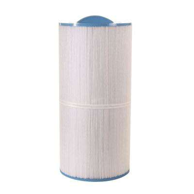8000 Series 8 in. Dia x 16-1/2 in. 100 sq. ft. Replacement Filter Cartridge with 3-5/8 in. Opening