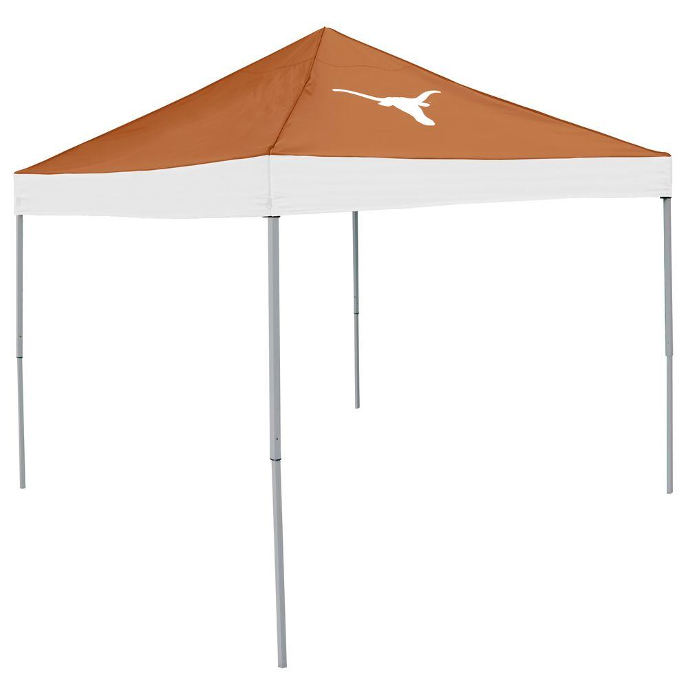 Logo Texas 9 ft. x 9 ft. Canopy-DISCONTINUED