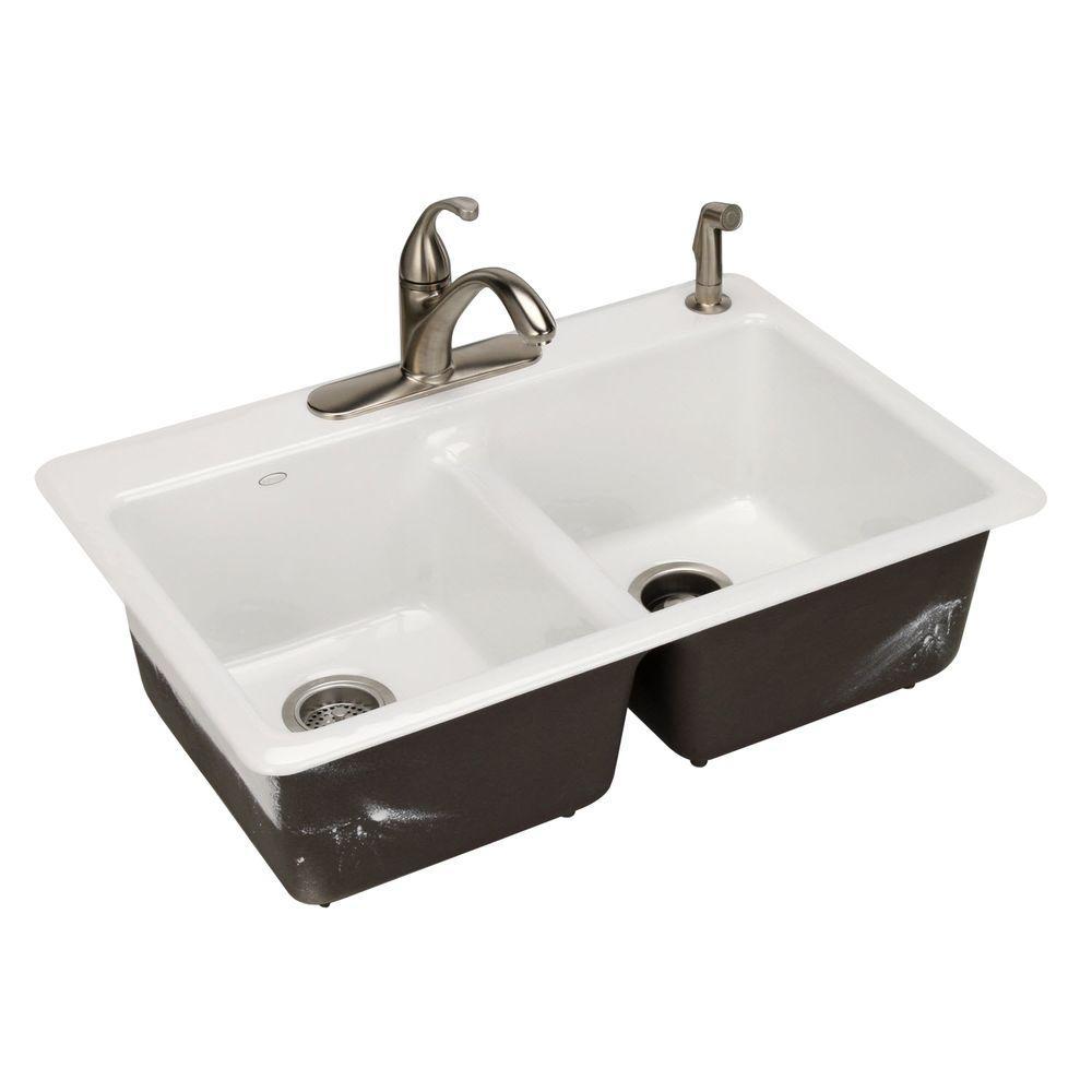 Kohler Kitchen Sink Faucet Model K