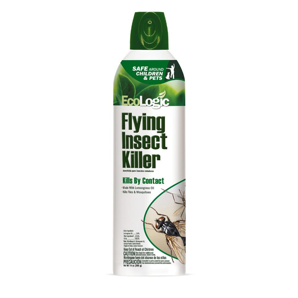 EcoLogic 14 Oz. Flying Insect Killer Aerosol-HG-75001