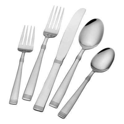 Palisade 75-Piece Flatware Set (Service for 12)