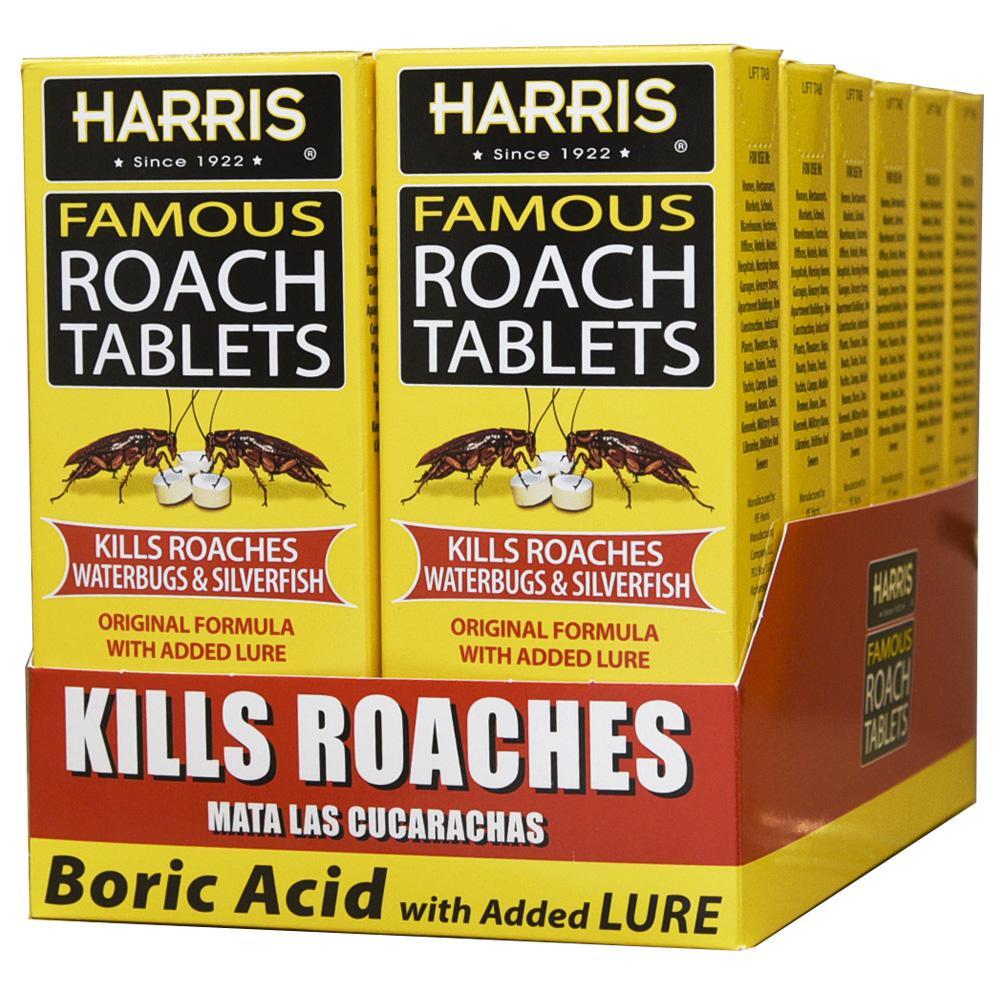 Roach Tablet - (12 Pack)