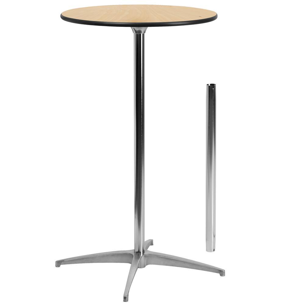 Flash Furniture Natural Dining Table CGA-XF-14581-NA-HD