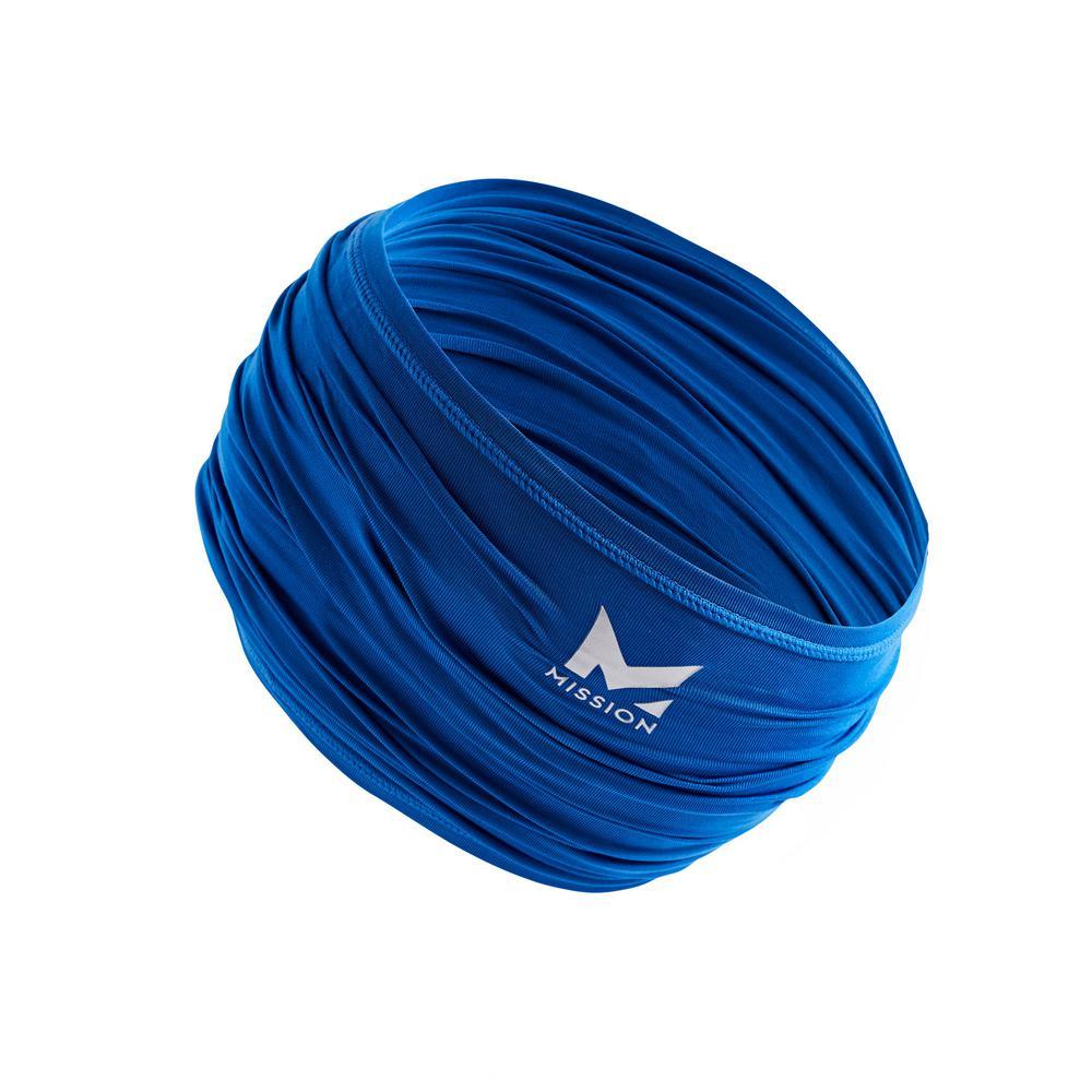 Blue Cooling Neck Gaiter (4-Pack)