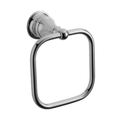 Revival Towel Ring in Polished Chrome