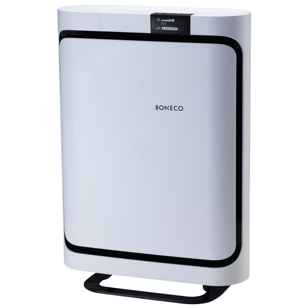 BONECO BONECO HEPA Air Purifier, White