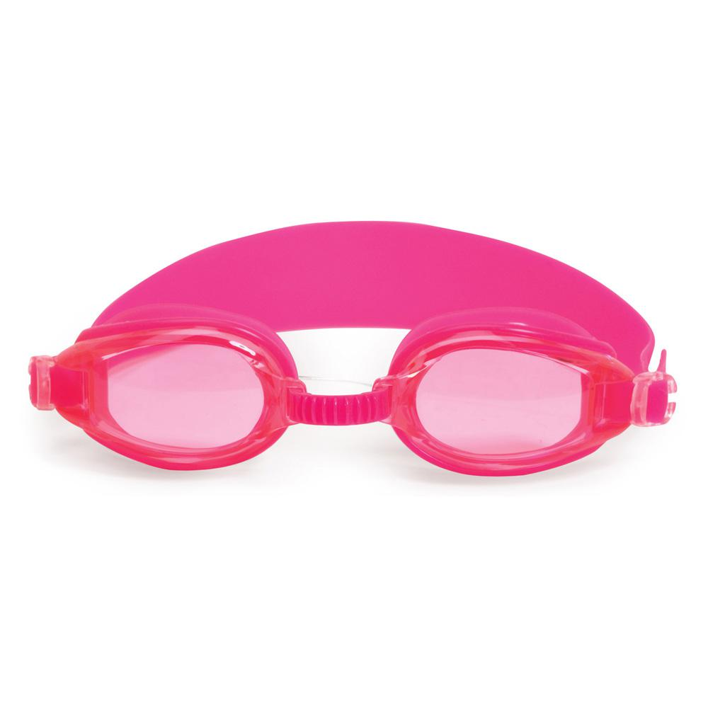 Poolmaster Advantage Pink Junior Goggles, Purple