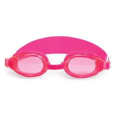 Advantage Pink Junior Goggles