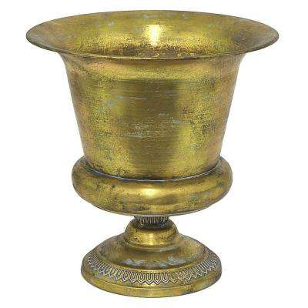 Metal Triumph Vase