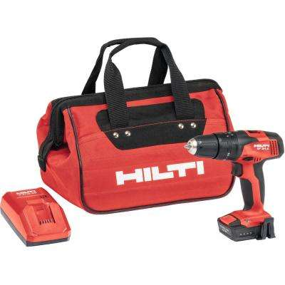 12-Volt Lithium-Ion 3/8 in. Cordless Hammer Drill/Driver SF 2H-A