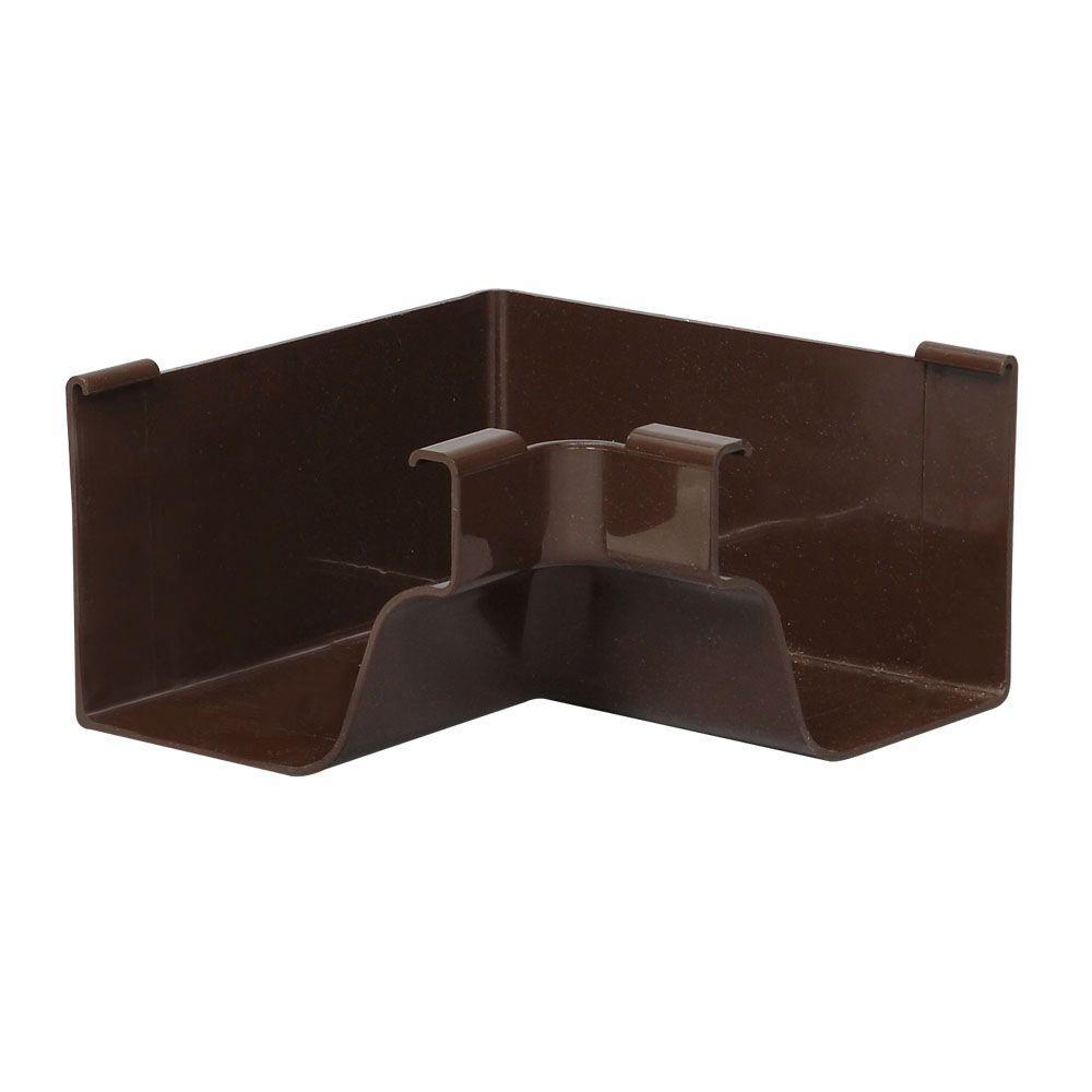 Brown Vinyl K-Style Inside Mitre