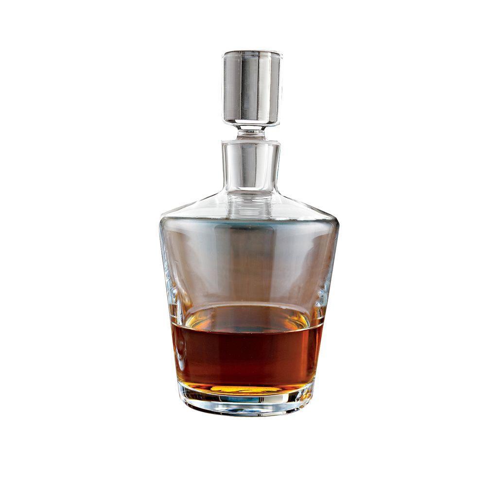 Wine Enthusiast 35 oz. Ambassador Whiskey Decanter by Wine Enthusiast