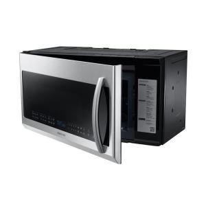 14 Samsung 30 In 2 1 Cu Ft Over The Range Microwave Stainless Steel