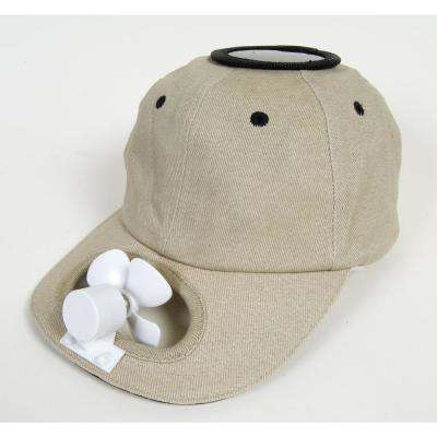 Solar Cooling Hat for Gardener