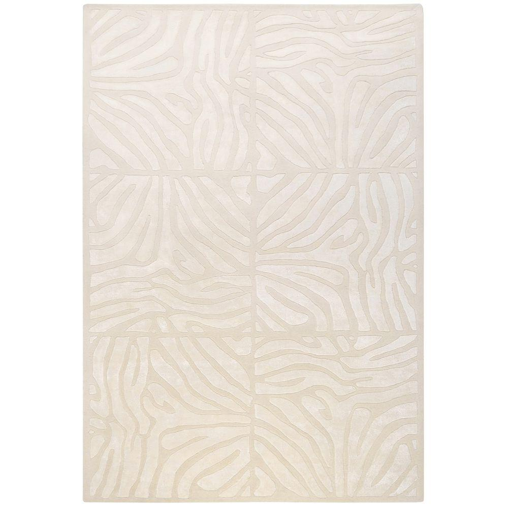Surya Candice Olson Ivory 5 Ft X 8 Area Rug