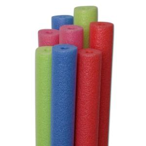 Gladon Water Log 2.6 inch x 58 inch Noodle Pool Toy Variety Pack - Case of 20 by Gladon