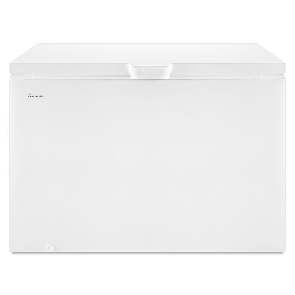 Maytag 15 7 Cu Ft Frost Free Upright Freezer In White