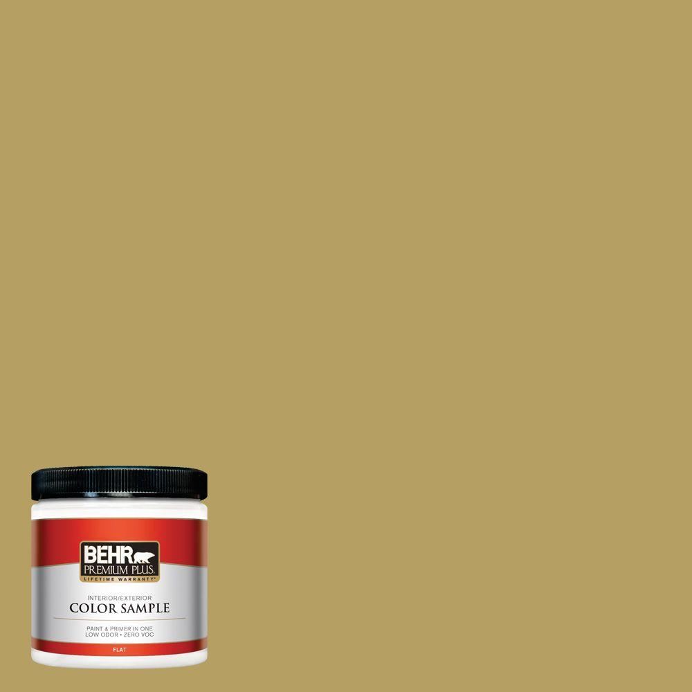 BEHR Premium Plus Home Decorators Collection 8 oz. #HDC-CL-19 Apple Wine Zero VOC Interior/Exterior Paint Sample