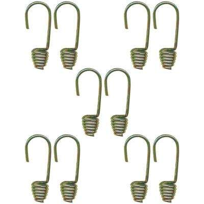 1/4 in. to 5/16 in. Dichromate Hook (10-Pack)