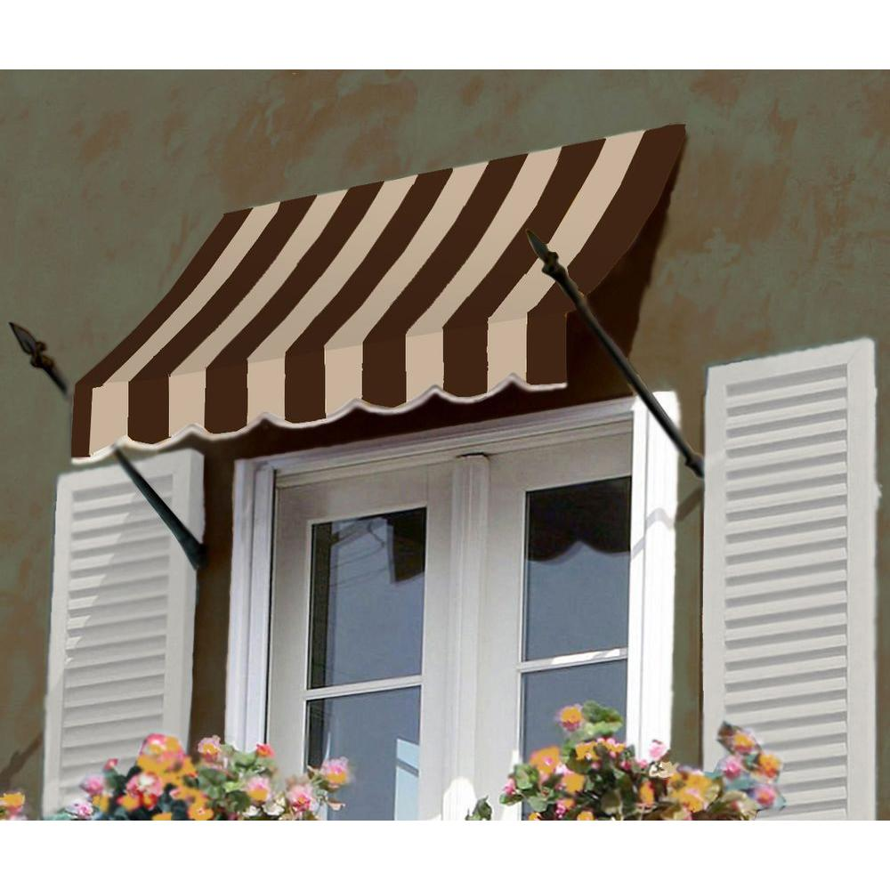 50 ft. New Orleans Awning (56 in. H x 32 in.