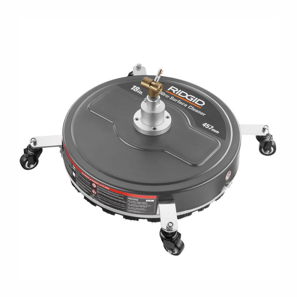 Ridgid Professional 18 In 4200 Psi Quick Connect Surface