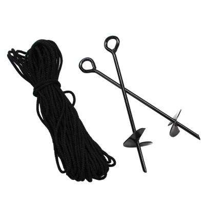Anchor Kit with Rope (6-Piece)