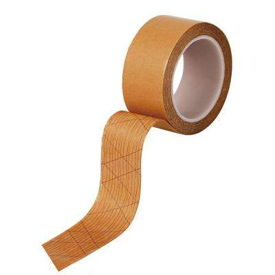 1 in. x 164 ft. Roll of Double-Sided Acrylic Carpet Adhesive Strip-Tape