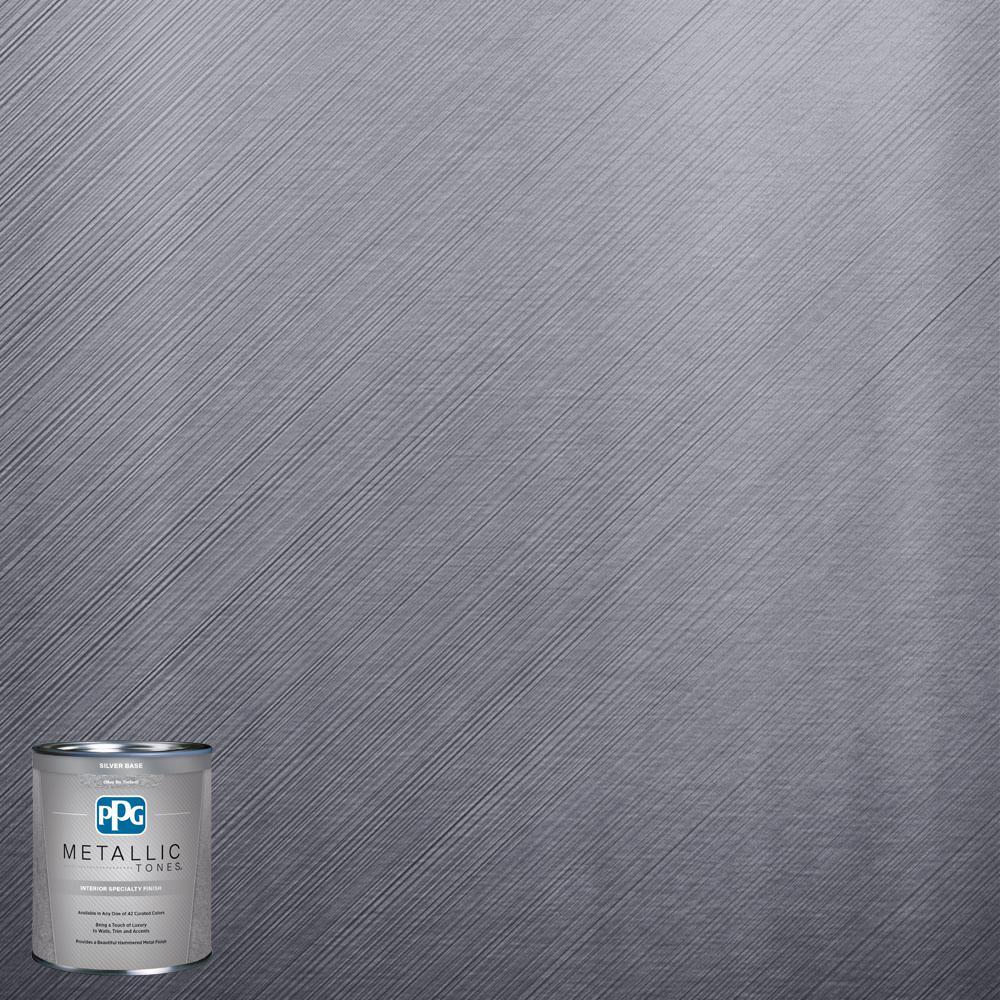 1 qt.#MTL101 Foundry Metallic Interior Specialty Finish Paint