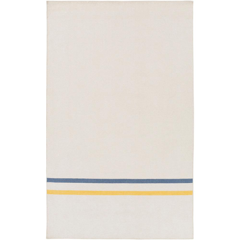 Princeton Ivory 8 ft. x 11 ft. Indoor Area Rug