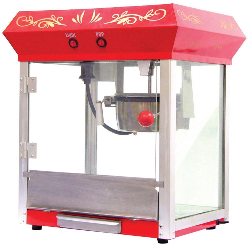 Elite Deluxe 4 Oz Popcorn Machine