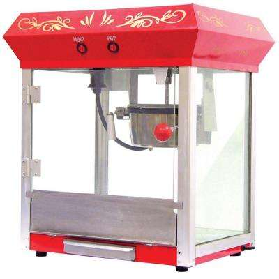 Deluxe 4 oz. Popcorn Machine