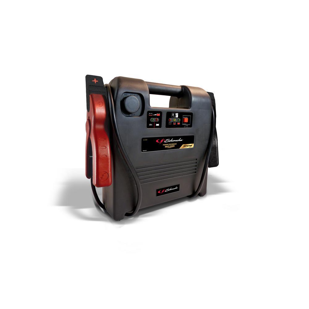 800 Peak Amp Lithium-Ion Jump Starter/Power Pack