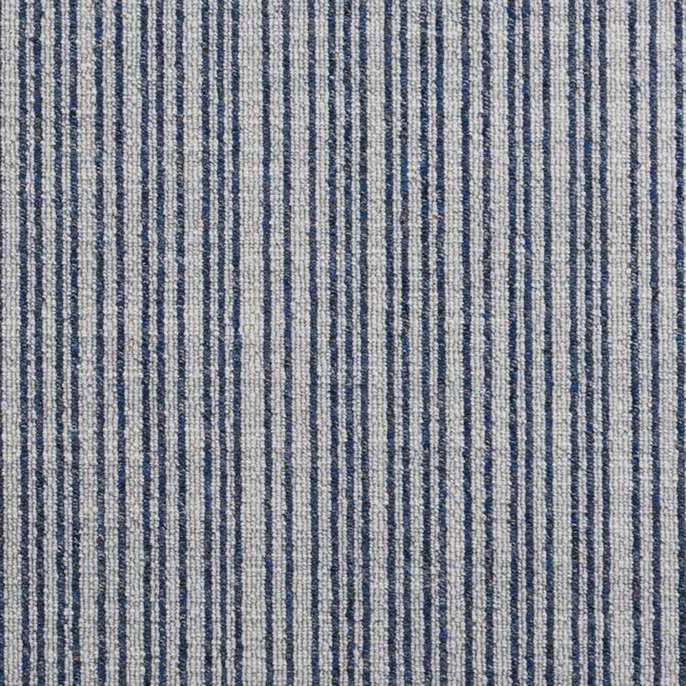 Living Bliss - Color Seaport Pattern 13 ft. 2 in. Carpet