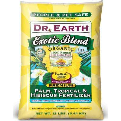 12 lb. Exotic Blend Palm, Tropical, Hibiscus Fertilizer