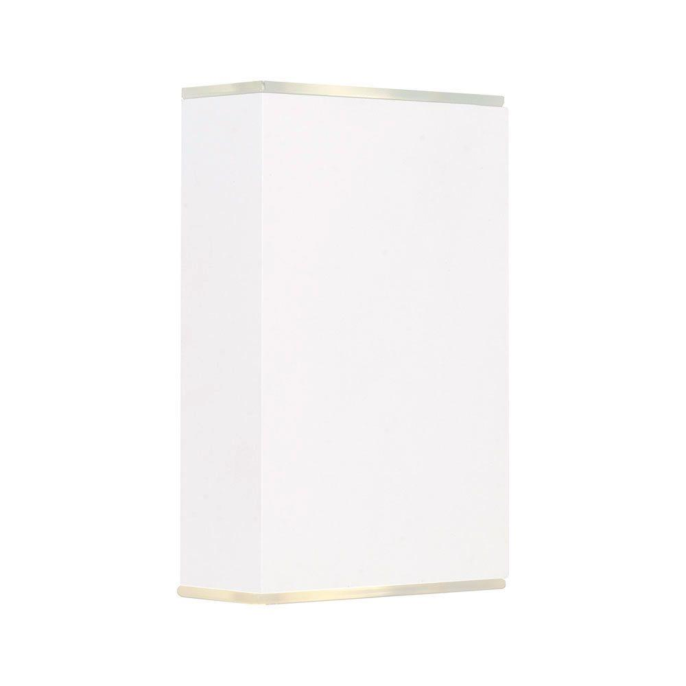 Eglo Abida 2-Light White Wall Light
