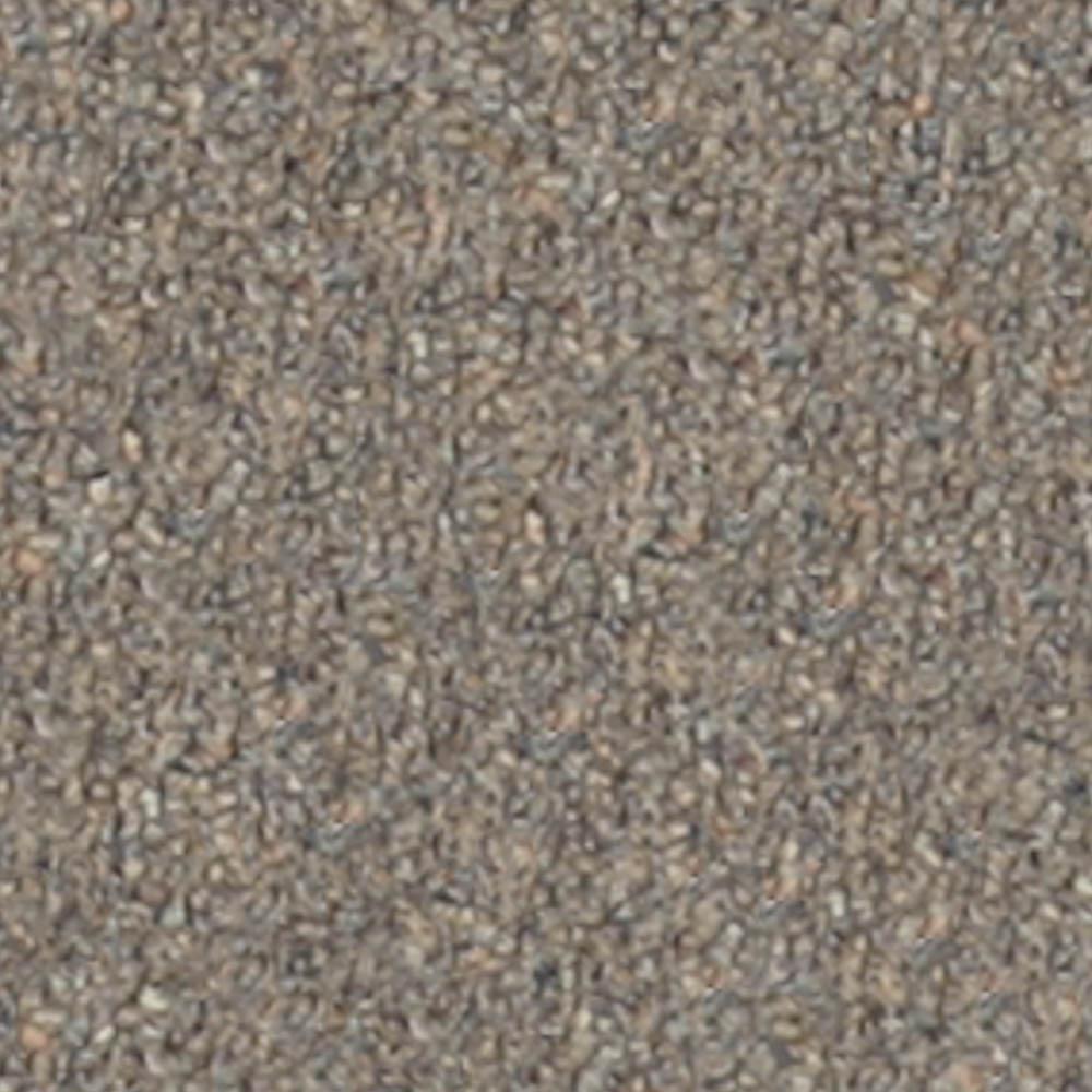 Carpet Sample - Bottom Line 20 - In Color Sand Pebbles 8 in. x 8 in.