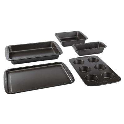 Easy Store 5-Piece Bakeware Set