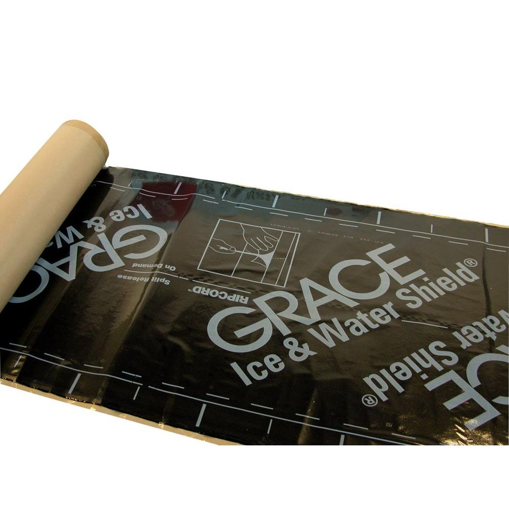 36 in. x 66.7 ft. Grace Ice and Water Shield Underlayment