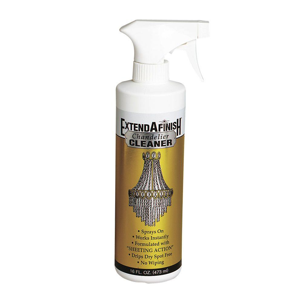 16 oz. Extend-A-Finish Crystal and Fixture Cleaner