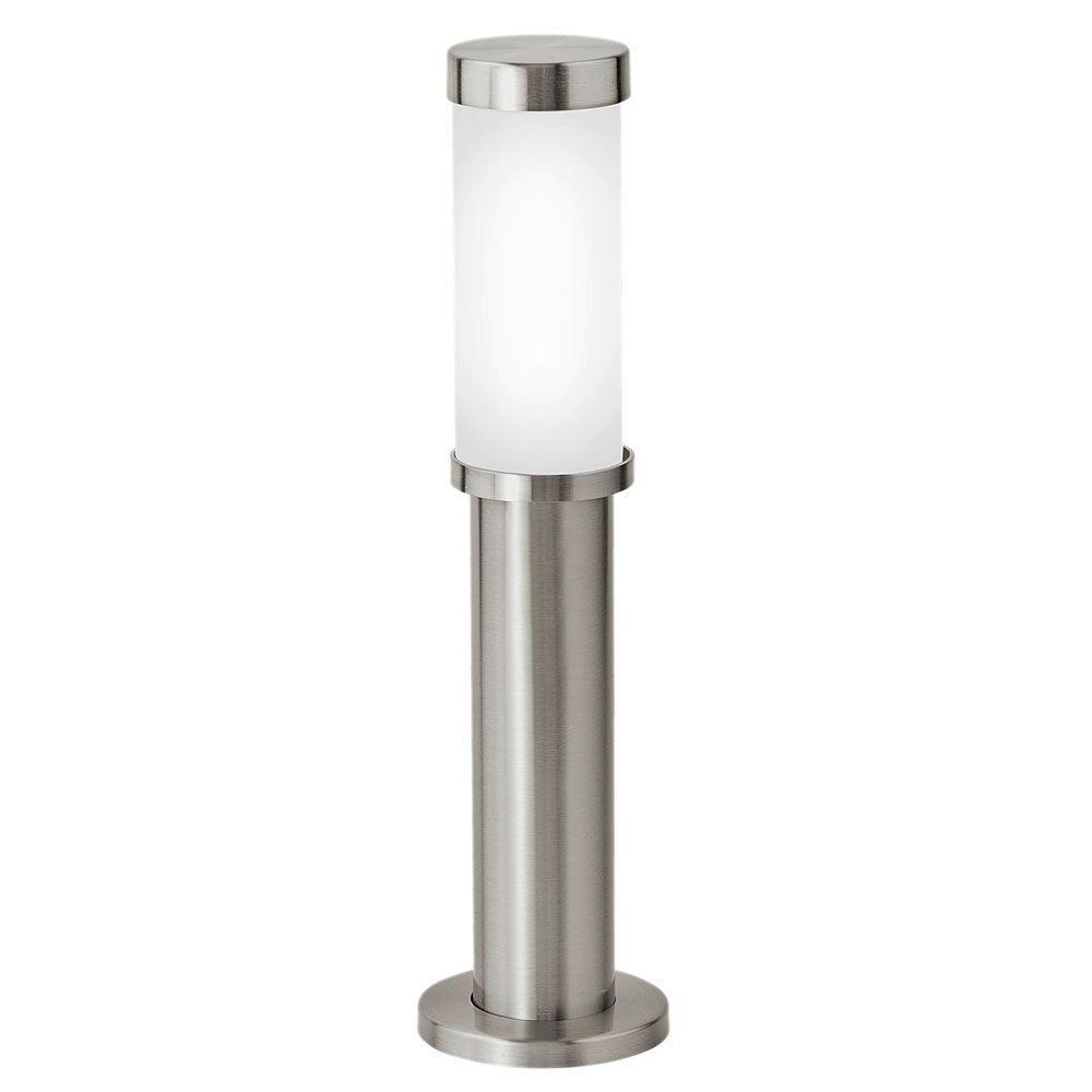 Eglo konya 1 light outdoor stainless steel floor lamp 86248a the eglo konya 1 light outdoor stainless steel floor lamp aloadofball Image collections