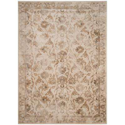 Vintage Stone 9 ft. x 12 ft. Area Rug