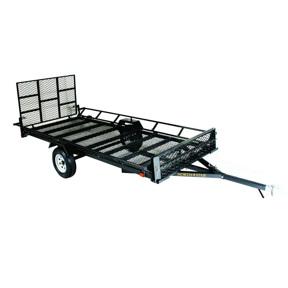 Northstar Trailers Sport Star 5 ft. x 12.5 ft. 3-ATV Trailer Kit