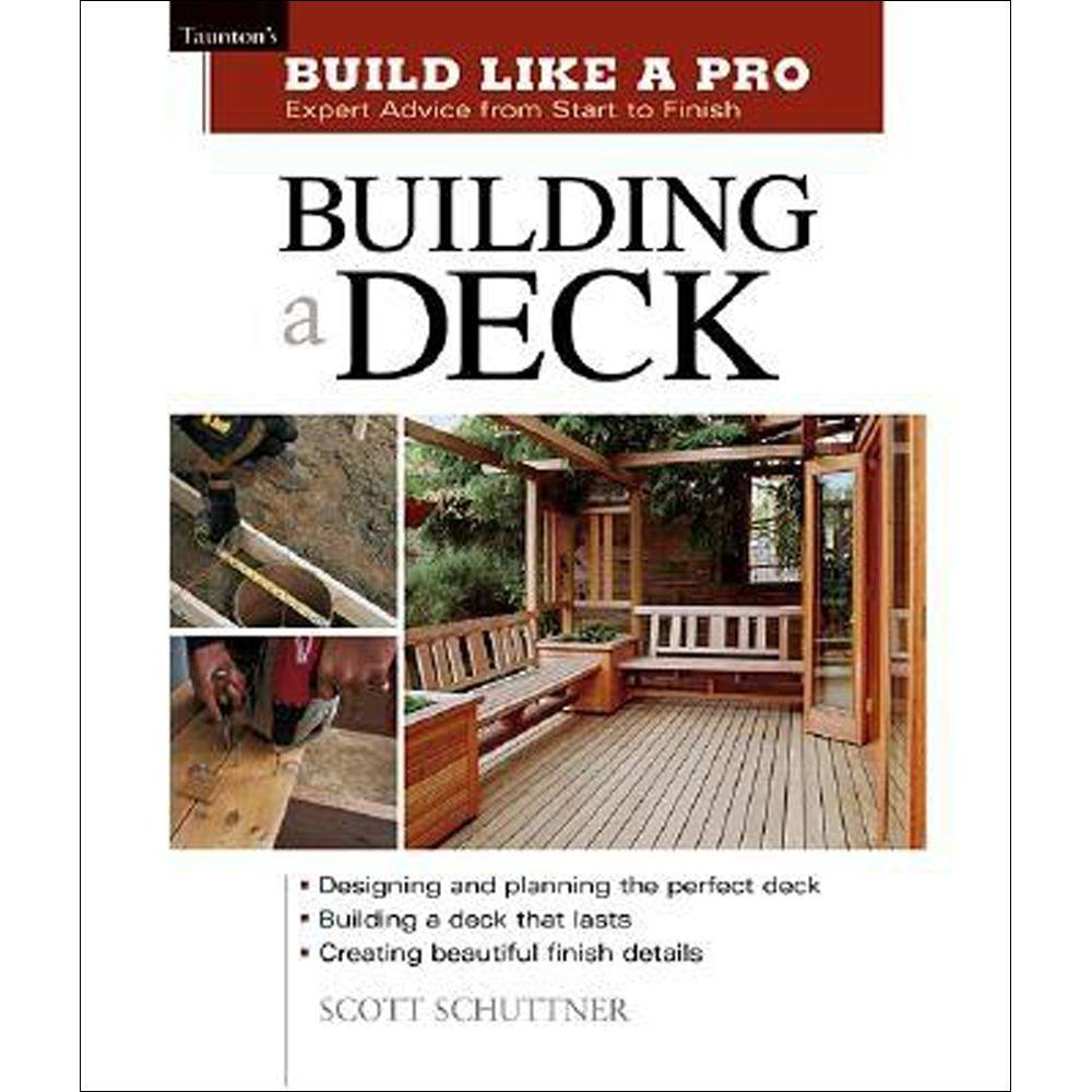 null Building a Deck Book