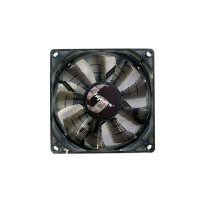90 mm 2-Ball Bearing PWM 12-Volt DC Fan in Black