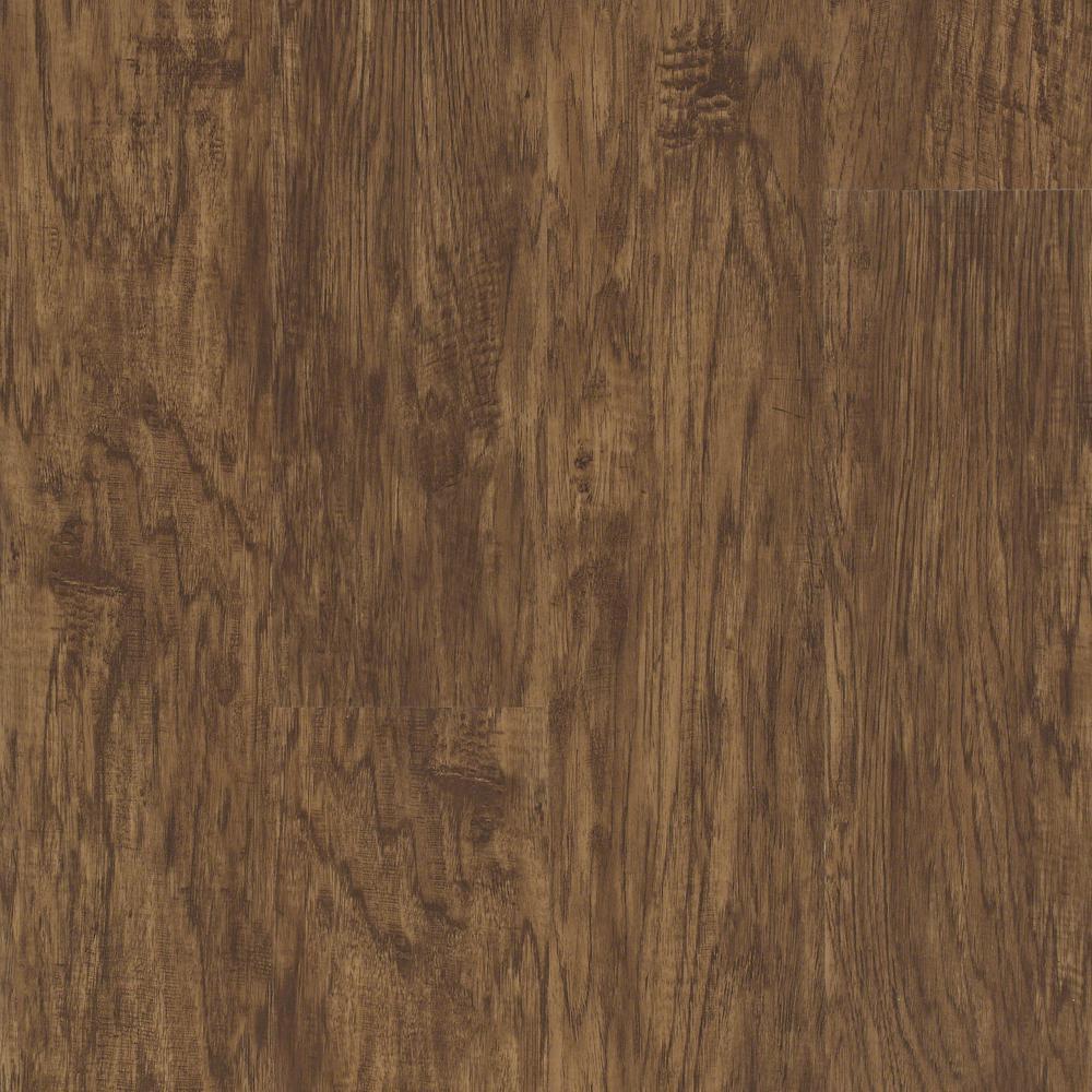 Jefferson 7 in. x 48 in. Honey Resilient Vinyl Plank Flooring (18.68 sq. ft. / case)