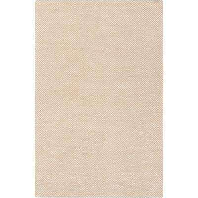 Amambay Ivory 8 ft. x 11 ft. Indoor Area Rug