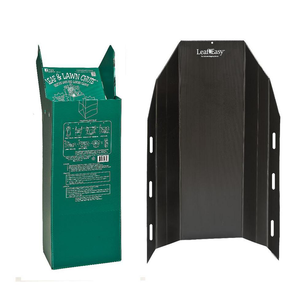 Leaf and Lawn Chute and Easy Combo Pack